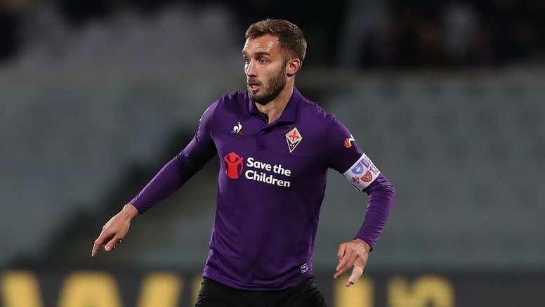 German Pezzella - Fiorentina
