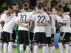 Germany are U21 European Champions. AFP