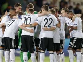 Germany are U21 European Champions. AFP