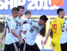 Germany are through to the final of the U21 Euros. GOAL