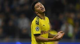 Manchester City voudrait récupérer Jadon Sancho