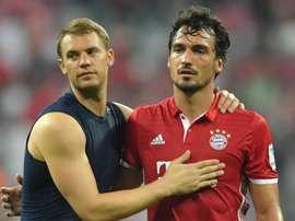 Le Bayern parle de Hummels. Goal