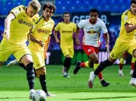 Haaland relance le Borussia. GOAL