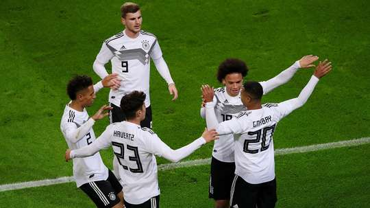 Germany Russia 11-15-18. Goal