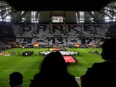Torcida homenageia os 'esquecidos' Müller, Boateng e Hummels em amistoso