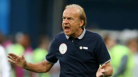 Gernot Rohr is hoping for victory in the opening game of this years AFCON. GOAL