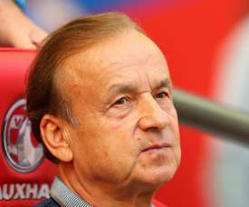 Rohr believes SA are favourites to win tournament after beating Egypt. GOAL