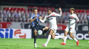 Grêmio quer anulação de empate com o São Paulo. EFE