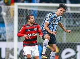 Gremio-Flamengo. Goal