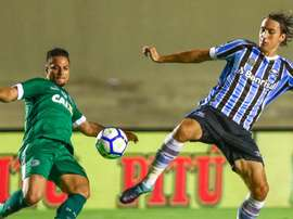 Grêmio: com os pés nas quartas de final. Goal