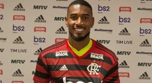 Gerson revela torcida pelo Flamengo em apresentação