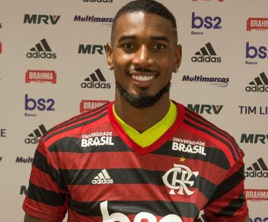 Gerson é titular contra o Corinthians e faz estreia pelo Flamengo. Goal