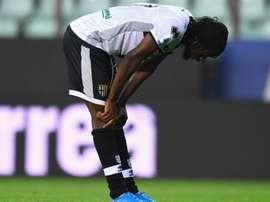 L'attaccante ivoriano del Parma, ex Roma, Gervinho. Goal