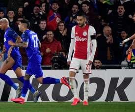 L'Ajax tombe, l'Inter assure, Manchester ne rassure pas… Tous les résultats des 16es. GOAL