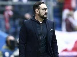 Getafe boss Jose Bordalas. GOAL