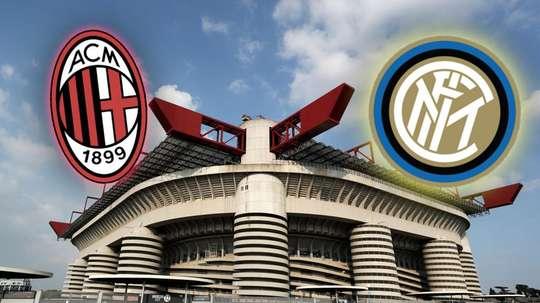 Le derby de Milan s'annonce chaud. Goal