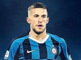 Biraghi in prestito all'Inter. Goal