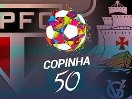 Copinha. Goal