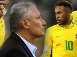 Tite, Neymar e mais: o que importa contra o Qatar. Goal