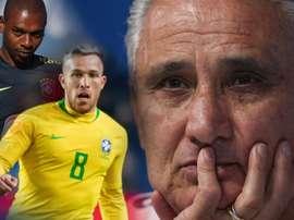 O que a Seleção ganha com Fernandinho como opção a Arthur? Goal