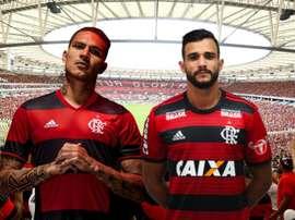 As opções do Flamengo com Guerrero e Henrique Dourado: competição ou parceria?