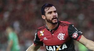 O atacante chegaria ao Palmeiras emprestado pelo Hinan Jianye, da China, por seis meses. Goal