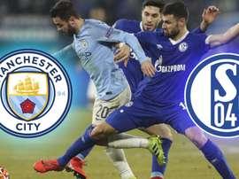Saiba tudo sobre o Manchester City vs Schalke 04. Goal