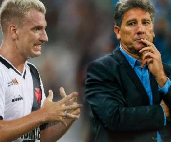 Vasco e Grêmio: alerta total contra rebaixamento
