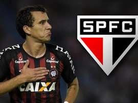 Pablo São Paulo. Goal
