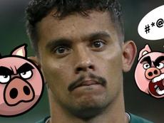 Torcida do Palmeiras já não tem mais paciência com Gustavo Scarpa. Goal
