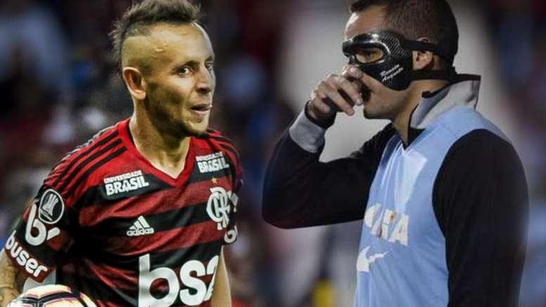 Otimismo para Rafinha: Renato Augusto pode inspirar o Flamengo. GOAL