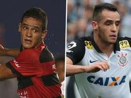 Renato Augusto, coração dividido entre Corinthians e Flamengo; relembre