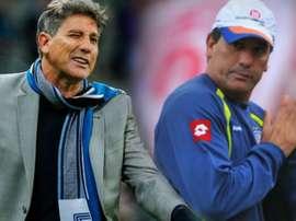 Bahia já odiou Renato Gaúcho e lhe ajudou a ter primeira chance no Grêmio