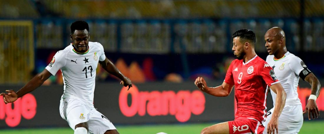 Au mental, la Tunisie vient à bout du Ghana. Goal