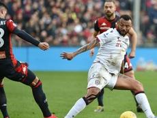 Genoa-Cagliari maledetta. Goal