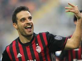 Giacomo Bonaventura n'a plus joué avec l'AC Milan depuis le 26 novembre. Goal