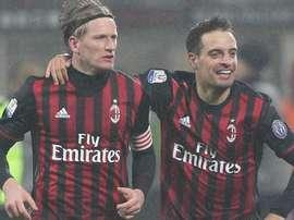 Bonaventura prolonge jusqu'en 2020 avec l'AC Milan. Goal