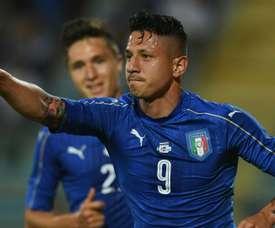 O atacante que atua no Genoa podia ter representado os 'Incas'. Goal