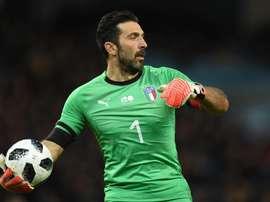 Buffon confirma aposentadoria da Itália.Goal