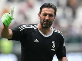 Buffon is edging closer to a Juventus return. GOAL