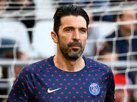 Buffon is taking a year out. GOAL
