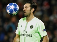 Buffon unimpressed with PSG's attitude ahead of Man Utd showdown. GOAL