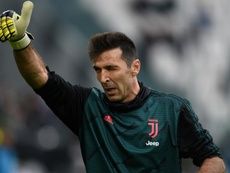 Buffon plays down talk of retiring from football for now. GOAL