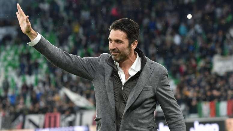 Buffon could return to Juventus next season. GOAL