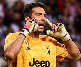 Buffon: 'Byron Moreno? Non ci penso, ho pietà per lui'. Goal