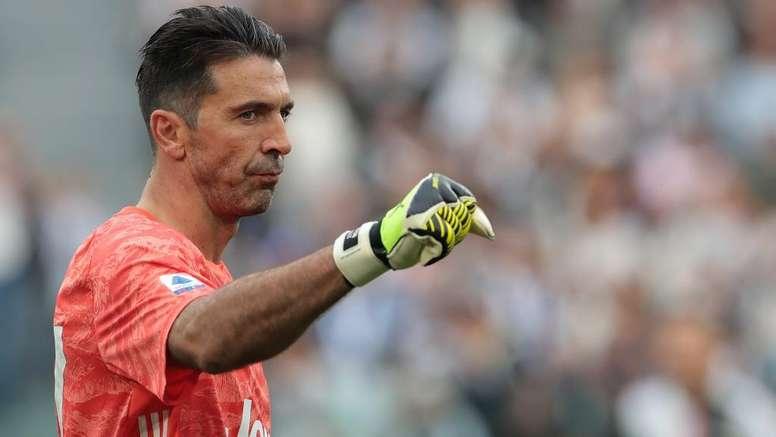 Buffon spiega il ritorno alla Juventus.