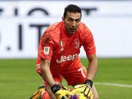 Buffon chiaro su Guardiola