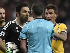 Buffon a été suspendu. Goal