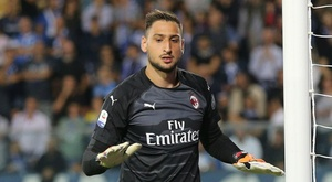 Donnarumma injured on Serie A final day. Goal