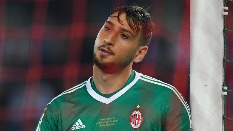 Donnarumma is still just 19 years old. GOAL